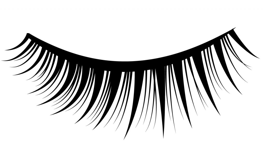 Adult girls eyelash problem