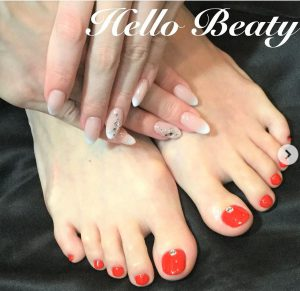 spring foot care campaign