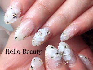 This is for wedding nails